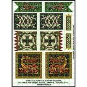 Dark Age Beastial Banner Designs