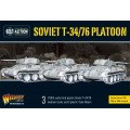 Bolt Action -  Soviet T34/76 Platoon 0
