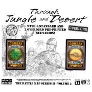 Memoire 44 - Battle Maps - Dans la Jungle et le Désert