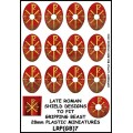 Late Roman Shield Designs 7 (Gripping Beast) 0