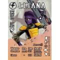 Drowned Earth:  Lliana, Wandering Wayfarer 1