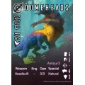 Drowned Earth: Domeheads (x2) 1