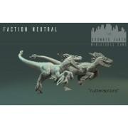Drowned Earth:   Yuttaraptors (x2)