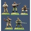 General Cappy Boyd & his Expatriate Mercenaries 0