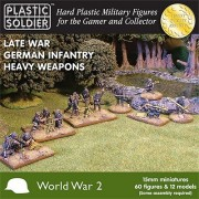 15mm Late War German Heavy Weapons