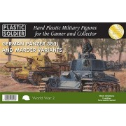15mm Panzer 38T with Marder options