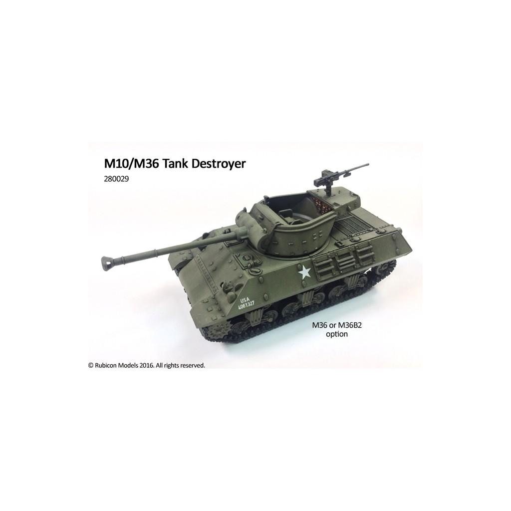 M10 M36 Tank Destroyer Boutique Philibert En