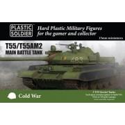 15mm T55/T55AM2 Main Battle Tank