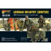 Bolt Action - Germans Infantry (Winter)