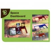 Sapce Dashboard Empire X-Wing