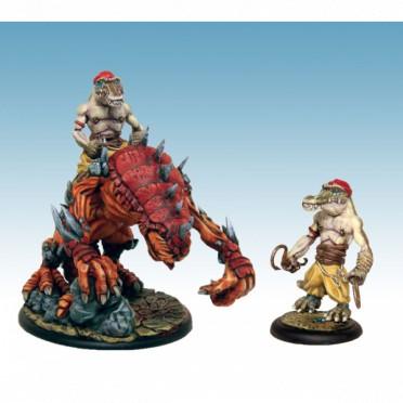 Briskars - Orénauques - Sibahis et Dragon Crète