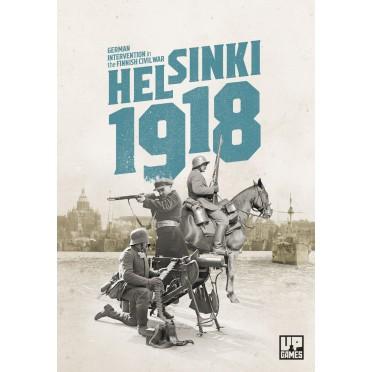 Helsinki 1918 - German intervention to the Finnish Civil War