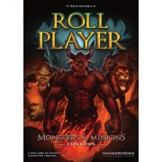 Boite de Roll Player - Monsters & Minions Expansion