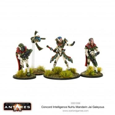 Antares - Concord Intelligence NuHu Mandarin Jai Galeyous