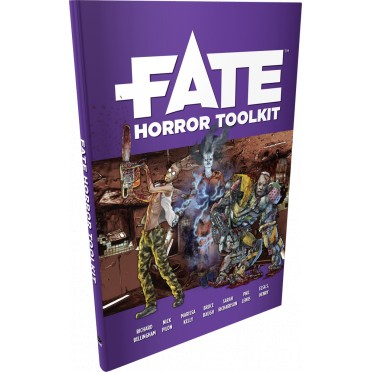 Fate - Horror Toolkit
