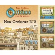 Orléans - Neue Ortskarten Nr. 3