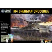 Bolt Action: Sherman Crocodile Flamethower Tank