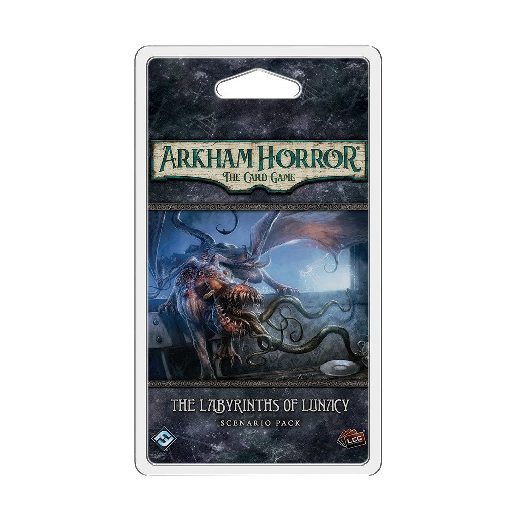 Buy Arkham Horror The Card Game The Labyrinths Of