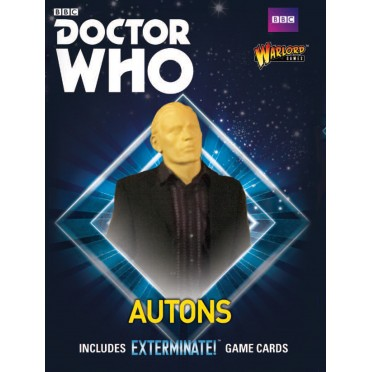 Doctor Who - Autons