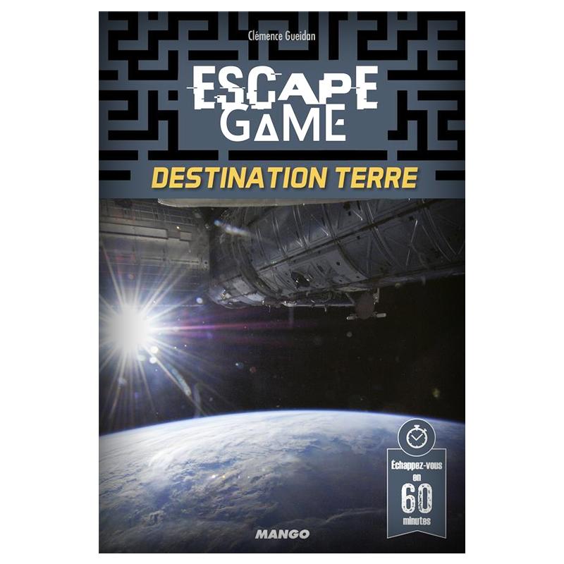 Buy Escape Game Destination Terre Board Game Mango