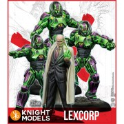 Batman - Lex Luthor and Lexcorp Troopers