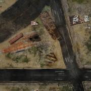 Playmats - Mousepad - Fury Road - 36''x36''