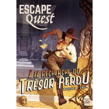 Escape Quest A La Recherche Du Tresor Perdu