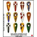 Kite Shield Designs (Gripping Beast) 0