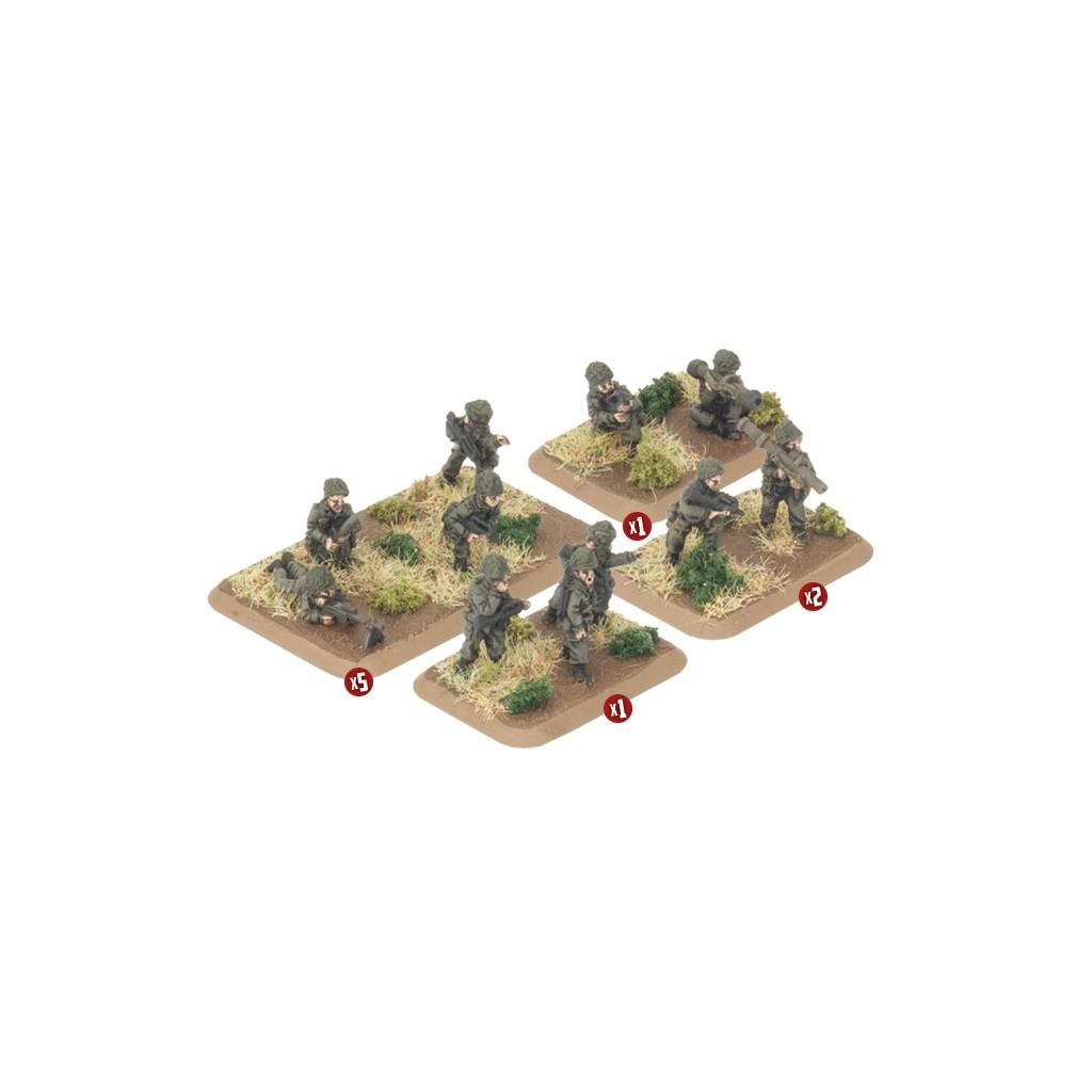 Team Yankee French Infantry Platoon Boutique Philibert En