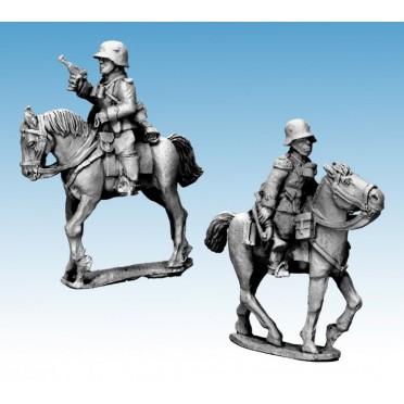 German Uhlan Command 1918