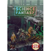 Science Fantasy - Version PDF