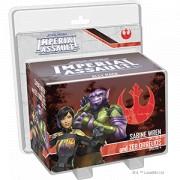 Star Wars Imperial Assault : Sabine Wren and Zeb Orrelios Ally Pack