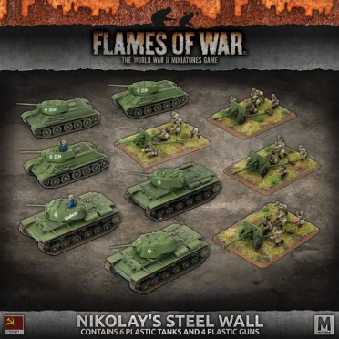 figurines flames of war occasion