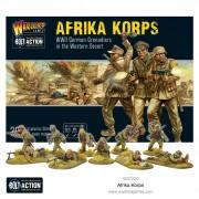 Bolt Action - German Afrika Korps