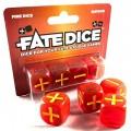 Fate Dice - Fire 0