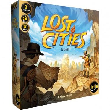 Cités perdues (les)