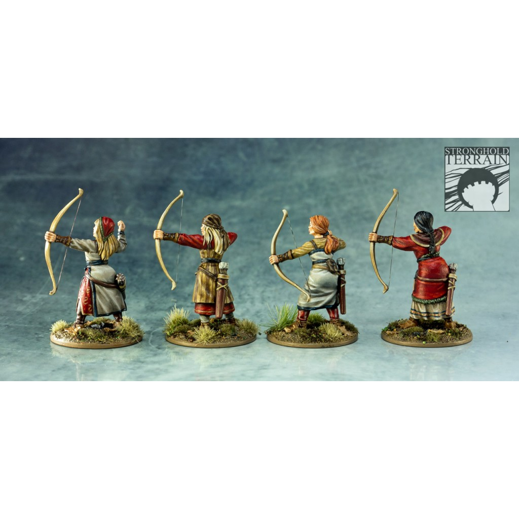 Buy Saga - Archers Shieldmaiden - Board Game - Studio Tomahawk
