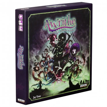 Buy A'Writhe: A Game of Eldritch Contortions - Board Game - Wizkids