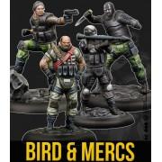 Batman - Bird & Mercs