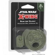 Star Wars - X-Wing 2.0 - Scum Maneuver Dial Upgrade Kit