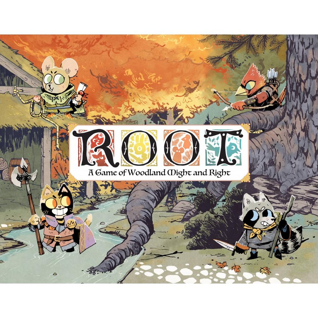 Acheter Root - Jeu de société - LederGames