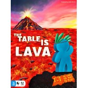 The Table Is Lava pas cher