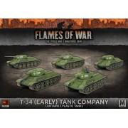 T-34 (Early) Tank Company