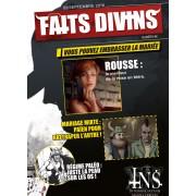INS/MV : Génération Perdue - Faits Divins N°6 pas cher