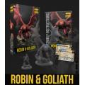 Batman - Robin & Goliath 1