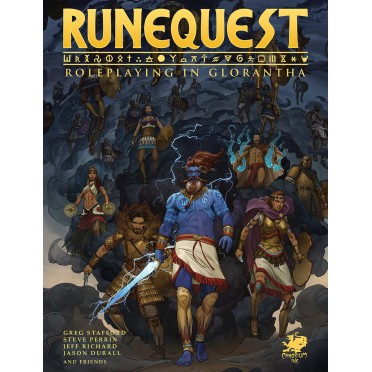 RPG Pocket Edition *RPG* RUNEQUEST