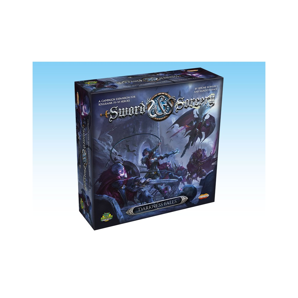 Ares Games Sword and Sorcery Darkness Falls