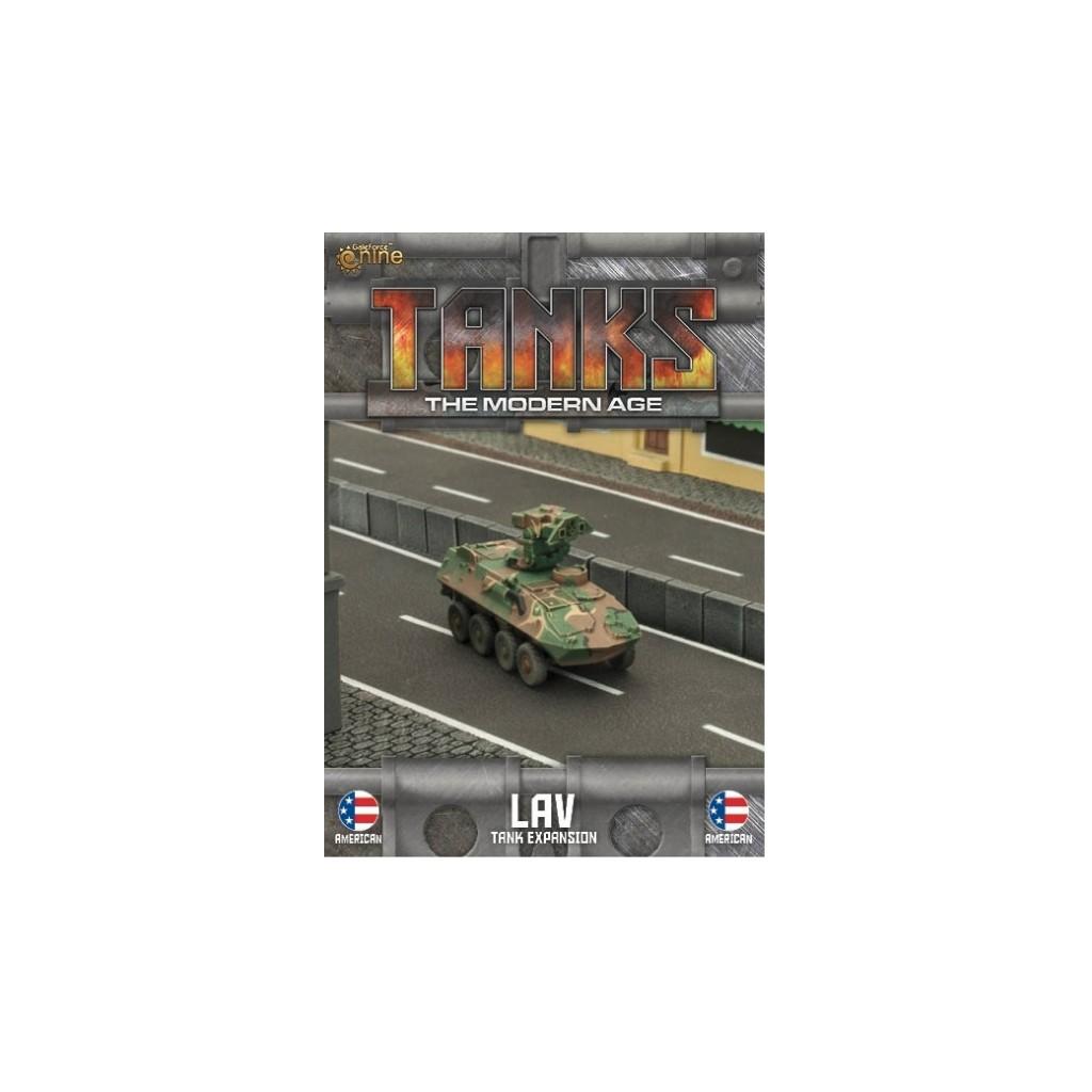 Tanks: The Modern Age - LAV-25 / LAV-AT Expansion
