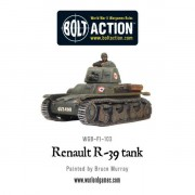 Bolt Action - French - Renault R39