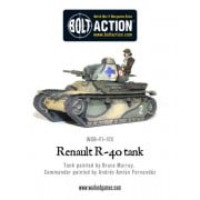 Bolt Action - French - Renault R40